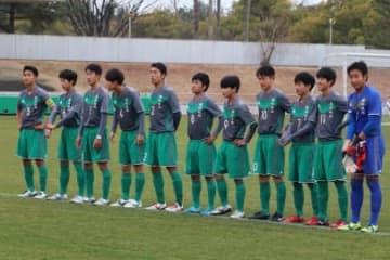 岡崎城西 金重卓広監督「今年はパスで崩しチーム力で勝負するスタイル」