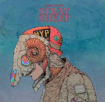 米津玄師5thアルバム「STRAY SHEEP」発売決定!「Lemon」「パプリカ」など15曲収録