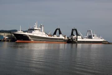 American Seafoods has 25 new cases of COVID-19 among crew aboard 2 factory trawlers