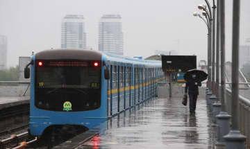中国鉄道車両大手、ウクライナ第2の都市の地下鉄車両製造契約を落札