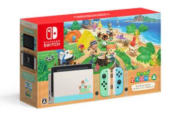 マイニンテンドーストア、「Nintendo Switch」あつ森セットの第二回抽選販売を告知
