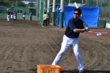 神奈川FDが練習再開 グラウンドに熱気戻る
