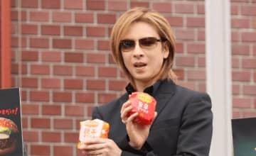 YOSHIKI、あの有名キャラクターのコラボで快挙達成!ブラジルで1位となった人気商品とは?