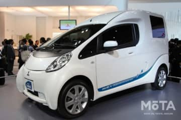 商用車なのに荷室が狭かった! が、i-MiEVカーゴは超斬新な発想のクルマだった【結局売らなかったクルマたち】