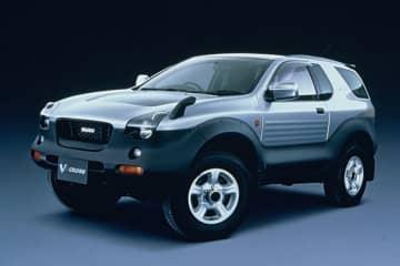 今だったら売れるかも?!いすゞ唯一のスペシャリティクロスオーバーSUV ビークロス【MOTA写真館】