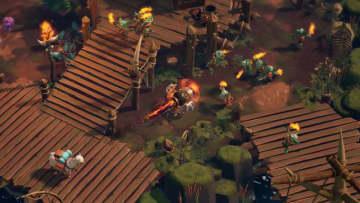 ハクスラシリーズ最新作『Torchlight III』早期アクセス開始!砦の作成も可能なマルチプレイヤー専用ビルドで公開中