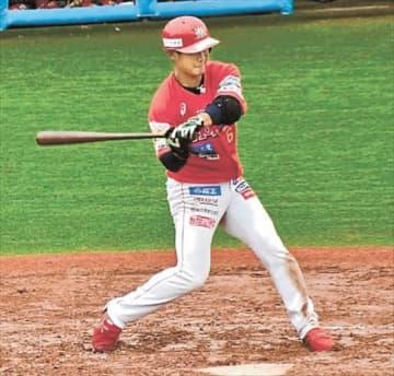 Rホープス3連勝 BCリーグ オープン戦