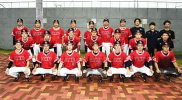 三甲2年ぶりV 県A級軟式野球リーグ
