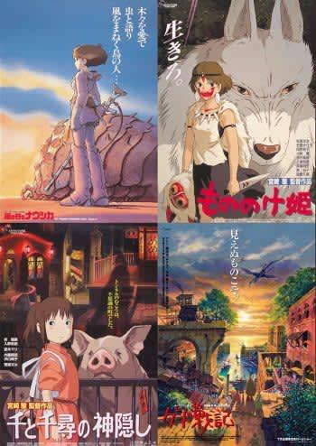 【異例】『千と千尋の神隠し』が興行ランキング3週連続首位に!
