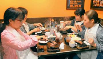 連日2時間待ち 東京上陸した1000円ステーキに埼玉・千葉からも来客 やっぱりステーキ吉祥寺店
