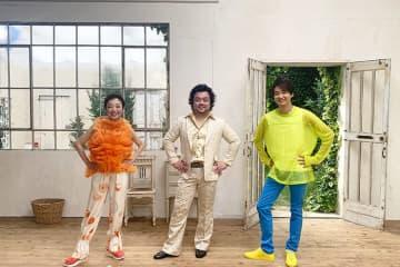 クミコ&井上芳雄『小さな手』MVが公開 パパイヤ鈴木が担当した振り付けに井上「まさかクミコさんと踊るとは」