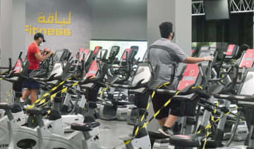 On your marks: Saudi gyms gear up to welcome back fitness buffs