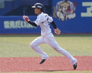 【千葉魂】和田、積極果敢に初盗塁 甲斐キャノン撃破、同点の生還