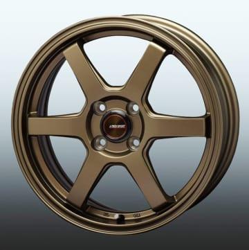 チューナーブランドホイールを彷彿とさせる低価格&高品質な「ジェイテック S6 ブラックエディション」 トライアルファ【Vol.9】