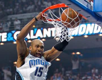 NBA=カーターが現役引退を表明、ダンクのスペシャリスト