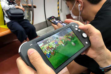 Nintendo says virus-disrupted Switch production to normalize soon