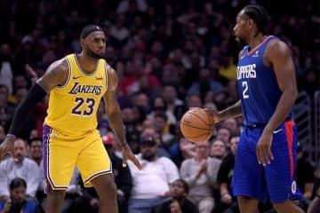 New-look Hawks vs Orlando, LA derby usher in NBA preseason