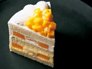 1ピースなんと¥3,800!最高級のマンゴーショートケーキは悶絶必至!