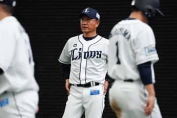 西武辻監督、森慎二さん命日の劇的サヨナラに声詰まらせる「自分の心の中で…」