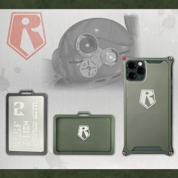 iPhone 11 Proがスコープドッグ仕様に。『装甲騎兵ボトムズ』モチーフのジュラルミン製ケース
