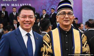G25 pula lobi kekalkan jawatan Ariff, Kor Ming