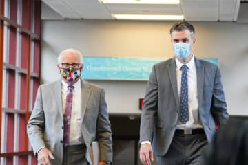 Judge issues gag order in trial of ex-officers charged in George Floyd killing