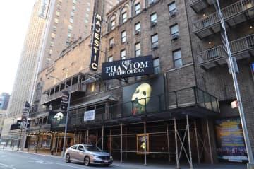 ブロードウェイミュージカル、年内の公演中止。新型コロナ影響