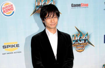 Hideo Kojima has teased his next game