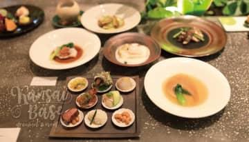 明日からコース料理がリニューアル!2Fには点心&中国茶とアラカルト料理を味わえるFOREST ...