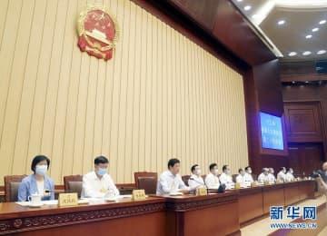 「香港国家安全維持法」が全会一致で可決