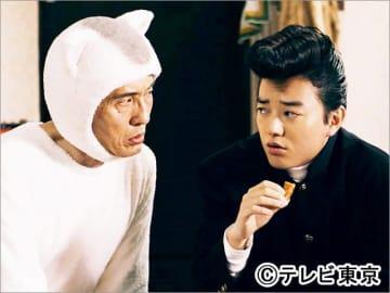 「きょうの猫村さん」に染谷将太が初登場!!