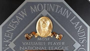 元MVP選手たちが初代コミッショナーの名前の削除を要望