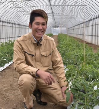 常陸農園代表の和田昇さん