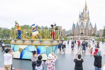 東京ディズニーランド/東京ディズニーシーも人数を制限して再開 - (C)Disney