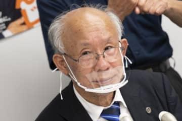 宇都宮健児氏、小池都政の嘘を追及 コロナ陽性者数に「数字の操作がある」