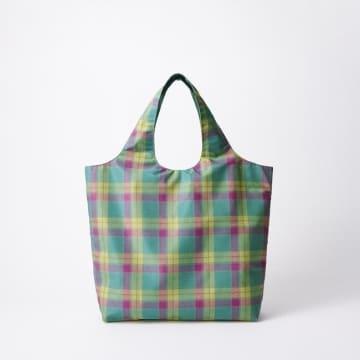 三越伊勢丹の「オリジナルバッグ」 大容量なのに折りたたむとコンパクトに。 画像