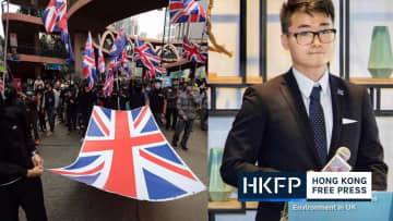 UK grants exiled ex-consulate staffer Simon Cheng asylum as Hong Kong activists launch advice platform