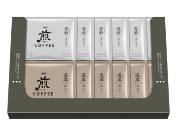 《「煎」レギュラー・コーヒー プレミアムドリップ アソート12袋》新登場!