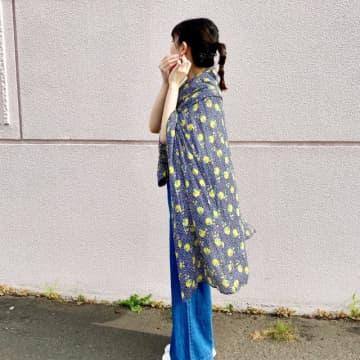 夏だけど寒い北海道。はおりものはなにが正解ですか?