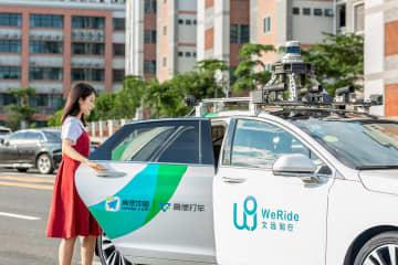 中国の自動運転車、30年には3千万台に デロイト