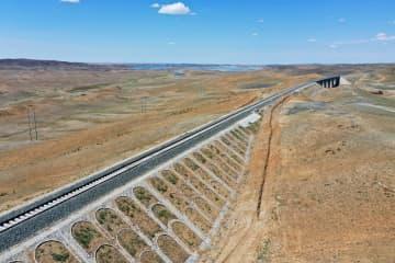 阿富準鉄道の工事完了、新疆北部地域の活性化に期待