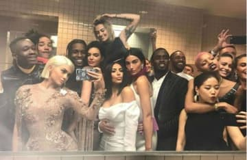 Brie Larson reveals how she found herself in Kylie Jenner's epic Met Gala selfie