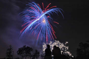Here are the July 4th fireworks you can watch in N.J. this weekend