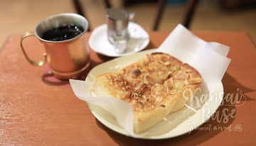 姫路のご当地メニュー!地元の人気喫茶店で味わう至福のモーニングはハイレベルなアーモンドトーストと絶品... 画像