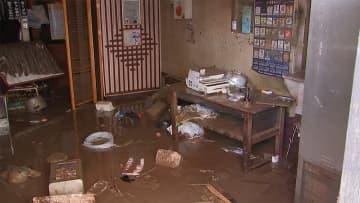 5日も鹿児島・熊本で大雨に 安全な場所で厳重警戒を
