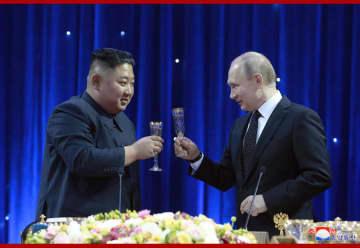 「ロシア人民の選択を尊重」北朝鮮外務省、憲法改正を支持