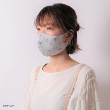 さりげない可愛さがいい! 「ガチャピン・ムックマスク」をイオングループが販売 画像