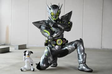 ソニー・aibo「仮面ライダーゼロワン」に登場!特別なふるまいも披露