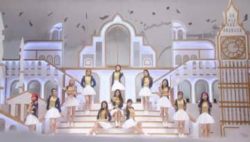 『CDTVライブ!ライブ!』2HSP!日韓グローバルグループIZ*ONEが新曲日本語バージョンを初披露!