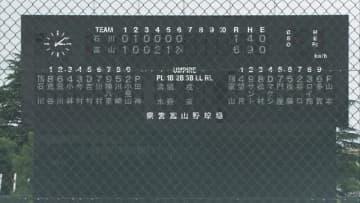 BCリーグ 富山vs石川 有観客でホーム戦